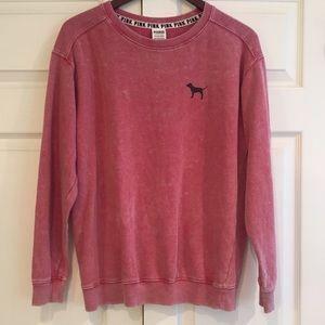 VS PINK Dyed Sweat Shirt S